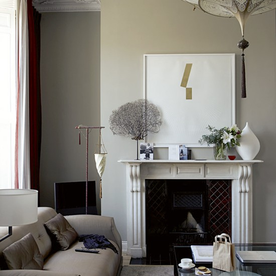 Farrow ball at ronald shaffer interiors fine paints Farrow and ball skimming stone living room